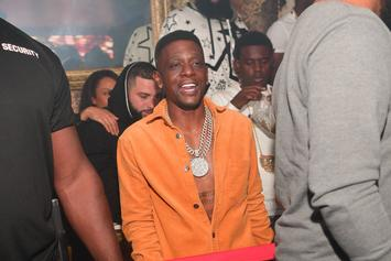 Boosie Calls Kanye West A Clout-Chaser, Doesn't Take Back Message About Drake