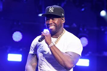 """50 Cent Reacts To Nate Robinson KO: """"Get The Strap!"""""""