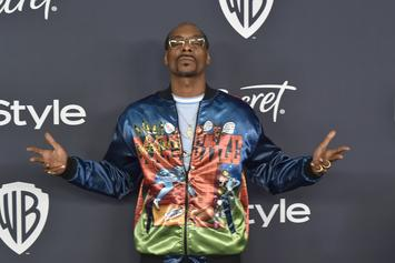 Snoop Dogg Declared The Winner Of Mike Tyson-Roy Jones Jr Fight