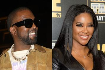 """Kenya Moore Details """"Disaster"""" Date With Kanye West: """"The Craziest Thing"""""""