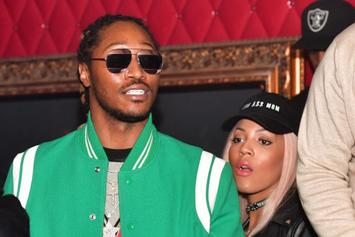 "Future & Ex Brittni Get Into It, She Says He Told 8-Year-Old Son ""F*ck Him"""