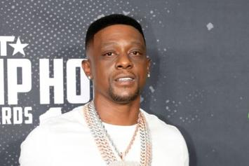 Boosie Badazz Previews Track About Staying Strapped At All Times