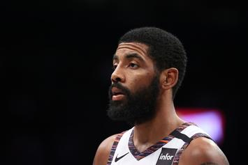 """Kyrie Irving Calls Media Members """"Pawns"""" In New Rant"""