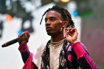Playboi Carti Hits Kanye West's Compound With The Vampire Vibes