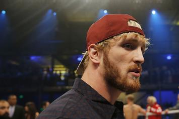 Logan Paul Clowns Floyd Mayweather For Being Small
