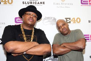 """E-40 & Too Short Set To Battle For The Bay In """"Verzuz"""""""