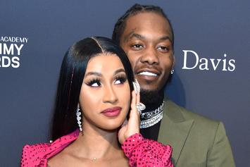 "Cardi B Has A ""WAP"" Special Prepared For Offset's Birthday"