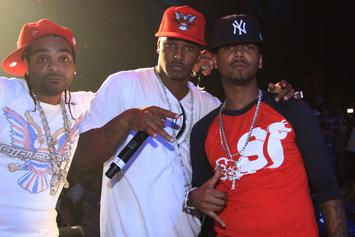Dipset Goes Acapella For Kith x Knicks Collab