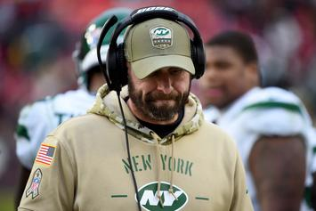 Adam Gase Admits He's Let Down Jets Ownership After Abysmal 0-13 Record