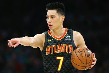 Jeremy Lin Inks Deal With The Golden State Warriors