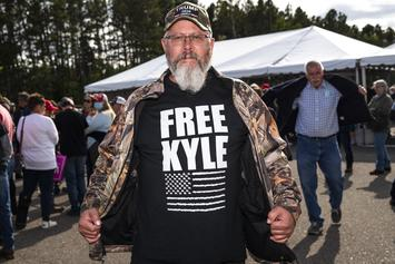 "Kyle Rittenhouse's Mother Sells ""Free Kyle"" Merch For Legal Defense"