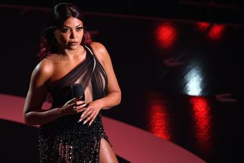 Taraji P. Henson Admits To Struggling With Suicidal Thoughts During Pandemic