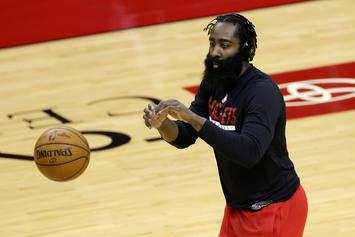 James Harden Reportedly Being Tracked By Private Investigator