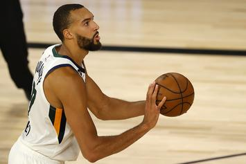 Rudy Gobert Explains What He Regrets About COVID-19 Fiasco