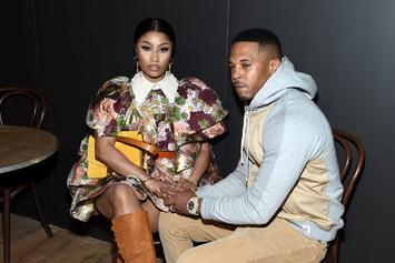 Nicki Minaj's Christmas Pictures Include Kenneth Petty & A Lot Of Chanel