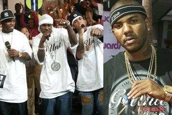 Young Buck Explains The Game Getting Booted From G-Unit By 50 Cent