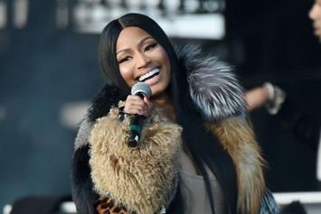 Nicki Minaj Details Motherhood: Natural Birth, Ariana Grande Gifts, & Help From Ciara