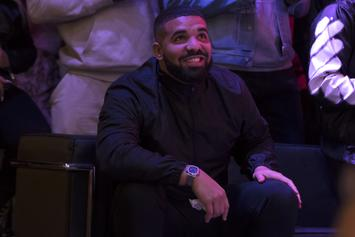 """Drake Appears To Debut New Hairstyle Ahead Of """"CLB"""""""