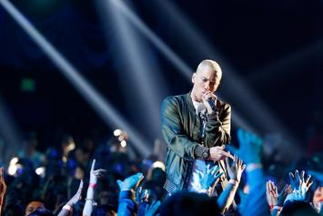 Eminem Says He Had To Relearn How To Rap Following Drug Addiction