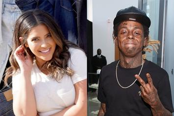 "Lil Wayne's GF Denise Bidot Shares Cryptic Subs: ""Just As Sh*tty As Everyone Said"""
