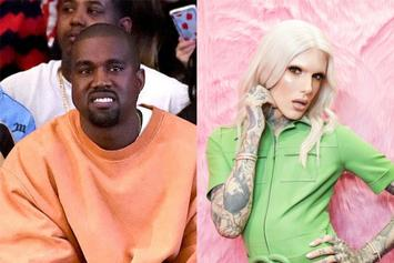 Kanye West & Jeffree Star Memes Continue To Light Up Twitter