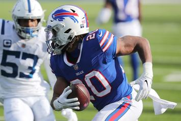 Buffalo Bills Defeat Indianapolis Colts To Earn First Playoff Win Since 1995