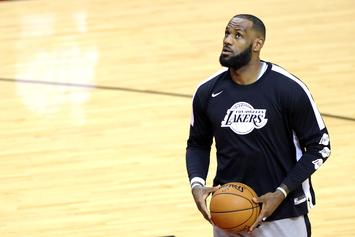 LeBron James Reveals The Secret To Playing At A High Level At 36