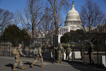 D.C. & Capitol Police Reportedly Already Exhausted Ahead Of Inauguration