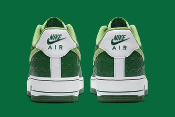 "Nike Air Force 1 Low ""St. Patrick's Day"" Coming Soon: Photos"