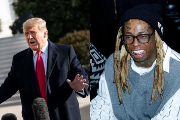 Trump Expected To Pardon Lil Wayne, Twitter Erupts With Memes