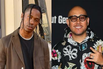 "Ben Baller Says Travis Scott's New Chains Are ""Bootleg"""