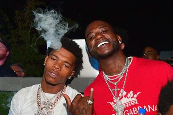 Lil Baby, Gucci Mane Perform At 150-Person Maskless Birthday Bash