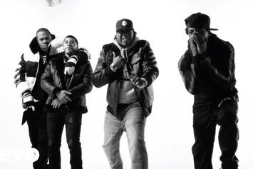 """Busta Rhymes Connects With CJ & M.O.P. For The """"Czar"""" Remix Visual"""