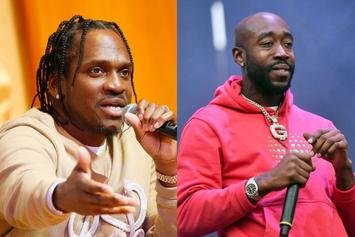 Freddie Gibbs Wants A Pusha T Collab Album