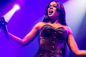 Azealia Banks Shows Off 6-Year-Old Girl's Skull During Video Interview