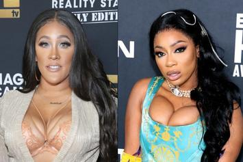 Natalie Nunn & Tommie Lee Agree To Celebrity Boxing Match