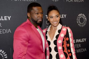 50 Cent's Girlfriend Cuban Link Ices Him Out