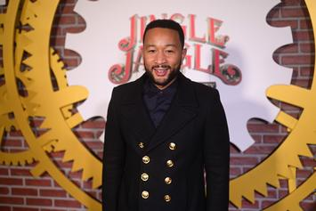 John Legend Has Urgent Message For NFL Teams