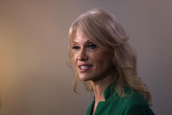 Kellyanne Conway Accused Of Allegedly Posting Nude Photo Of Daughter Claudia