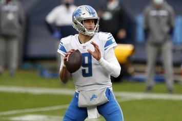 Matthew Stafford Told Lions Not To Trade Him To Patriots: Report