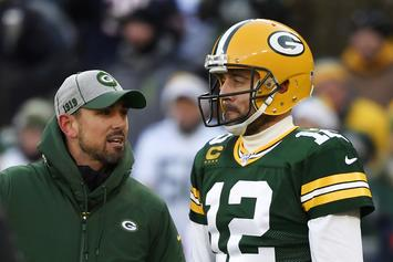 Matt LaFleur Offers Update On Aaron Rodgers' Status