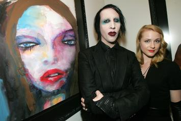 Marilyn Manson Accused Of Abuse And Sexual Assault By Evan Rachel Wood