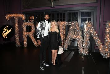Khloe Kardashian Knew Tristan Thompson Hooked Up With Lamar Odom's Ex: Report