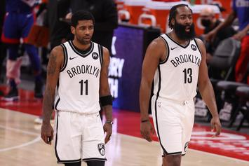 Kyrie Irving Explains What He Told James Harden About His Role