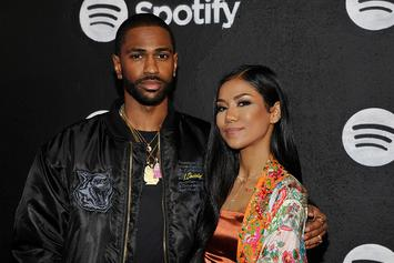 Big Sean & Jhené Aiko Share Adorable New Photos Valentine's Day Weekend