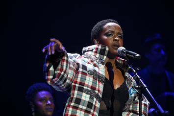 "Lauryn Hill's ""The Miseducation Of Lauryn Hill"" Certified Diamond"