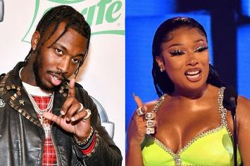 Pardison Fontaine Shows Just How He Spoils Megan Thee Stallion