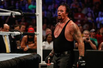 The Undertaker Supports Dwayne Johnson's Potential Presidential Bid