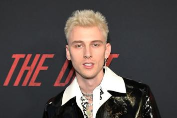 Machine Gun Kelly's Drummer Attacked, Robbed, & Hit By A Car: Report