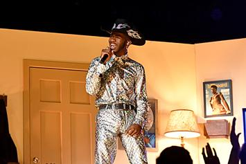 Lil Nas X Clowns Conspiracy Theorist In Hilarious TikTok Video